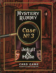 Spirit Games (Est. 1984) - Supplying role playing games (RPG), wargames rules, miniatures and scenery, new and traditional board and card games for the last 20 years sells Mystery Rummy: No 3: Jekyll and Hyde