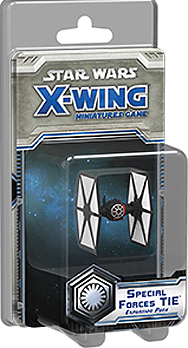 Spirit Games (Est. 1984) - Supplying role playing games (RPG), wargames rules, miniatures and scenery, new and traditional board and card games for the last 20 years sells Star Wars: X-Wing Miniatures Game Special Forces TIE Wave 9 Expansion Pack