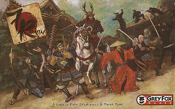 Spirit Games (Est. 1984) - Supplying role playing games (RPG), wargames rules, miniatures and scenery, new and traditional board and card games for the last 20 years sells 7 Ronin