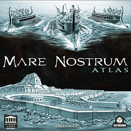 Spirit Games (Est. 1984) - Supplying role playing games (RPG), wargames rules, miniatures and scenery, new and traditional board and card games for the last 20 years sells Mare Nostrum: Atlas