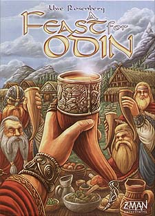 Spirit Games (Est. 1984) - Supplying role playing games (RPG), wargames rules, miniatures and scenery, new and traditional board and card games for the last 20 years sells A Feast for Odin