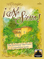 Spirit Games (Est. 1984) - Supplying role playing games (RPG), wargames rules, miniatures and scenery, new and traditional board and card games for the last 20 years sells La Granja: No Siesta!