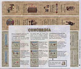 Spirit Games (Est. 1984) - Supplying role playing games (RPG), wargames rules, miniatures and scenery, new and traditional board and card games for the last 20 years sells Concordia: Salsa/Navegador Expansion