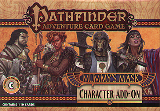 Spirit Games (Est. 1984) - Supplying role playing games (RPG), wargames rules, miniatures and scenery, new and traditional board and card games for the last 20 years sells Pathfinder Adventure Card Game: Mummy