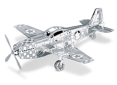 Spirit Games (Est. 1984) - Supplying role playing games (RPG), wargames rules, miniatures and scenery, new and traditional board and card games for the last 20 years sells Kit: P-51 Mustang