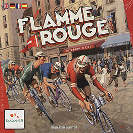 Spirit Games (Est. 1984) - Supplying role playing games (RPG), wargames rules, miniatures and scenery, new and traditional board and card games for the last 20 years sells Flamme Rouge