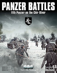 Spirit Games (Est. 1984) - Supplying role playing games (RPG), wargames rules, miniatures and scenery, new and traditional board and card games for the last 20 years sells Panzer Battles: 11th Panzer on the Chir River