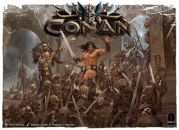 Spirit Games (Est. 1984) - Supplying role playing games (RPG), wargames rules, miniatures and scenery, new and traditional board and card games for the last 20 years sells Conan