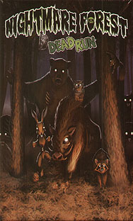 Spirit Games (Est. 1984) - Supplying role playing games (RPG), wargames rules, miniatures and scenery, new and traditional board and card games for the last 20 years sells Nightmare Forest: Dead Run