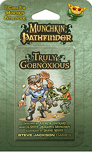 Spirit Games (Est. 1984) - Supplying role playing games (RPG), wargames rules, miniatures and scenery, new and traditional board and card games for the last 20 years sells Munchkin Pathfinder: Truly Gobnoxious