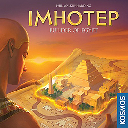 Spirit Games (Est. 1984) - Supplying role playing games (RPG), wargames rules, miniatures and scenery, new and traditional board and card games for the last 20 years sells Imhotep: Builder of Egypt