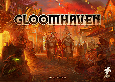 Spirit Games (Est. 1984) - Supplying role playing games (RPG), wargames rules, miniatures and scenery, new and traditional board and card games for the last 20 years sells Gloomhaven Fourth Printing (2018)