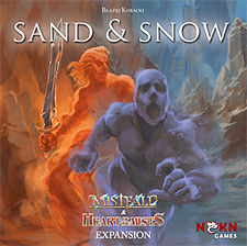 Spirit Games (Est. 1984) - Supplying role playing games (RPG), wargames rules, miniatures and scenery, new and traditional board and card games for the last 20 years sells Mistfall: Sand and Snow