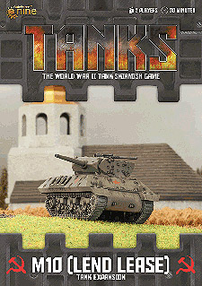 Spirit Games (Est. 1984) - Supplying role playing games (RPG), wargames rules, miniatures and scenery, new and traditional board and card games for the last 20 years sells Tanks: M10 [Lend Lease] Expansion