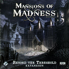 Spirit Games (Est. 1984) - Supplying role playing games (RPG), wargames rules, miniatures and scenery, new and traditional board and card games for the last 20 years sells Mansions of Madness 2nd Edition: Beyond the Threshold Expansion