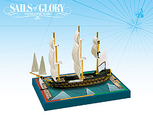 Spirit Games (Est. 1984) - Supplying role playing games (RPG), wargames rules, miniatures and scenery, new and traditional board and card games for the last 20 years sells Sails of Glory: Artesien 1765/Roland 1771