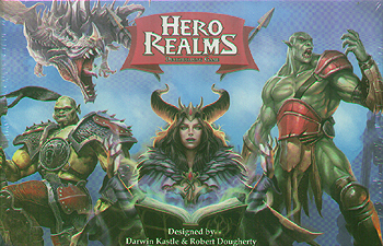 Spirit Games (Est. 1984) - Supplying role playing games (RPG), wargames rules, miniatures and scenery, new and traditional board and card games for the last 20 years sells Hero Realms Deckbuilding Game