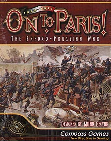 Spirit Games (Est. 1984) - Supplying role playing games (RPG), wargames rules, miniatures and scenery, new and traditional board and card games for the last 20 years sells On To Paris!: The Franco-Prussian War