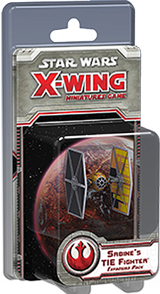 Spirit Games (Est. 1984) - Supplying role playing games (RPG), wargames rules, miniatures and scenery, new and traditional board and card games for the last 20 years sells Star Wars: X-Wing Miniatures Game Sabine