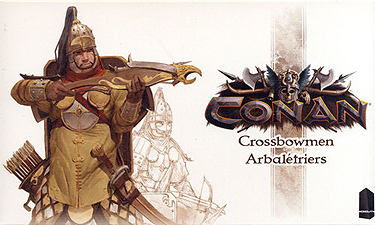 Spirit Games (Est. 1984) - Supplying role playing games (RPG), wargames rules, miniatures and scenery, new and traditional board and card games for the last 20 years sells Conan: Crossbowmen Arbaletriers
