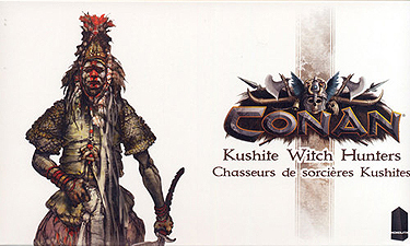 Spirit Games (Est. 1984) - Supplying role playing games (RPG), wargames rules, miniatures and scenery, new and traditional board and card games for the last 20 years sells Conan: Kushite Witch Hunters