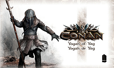 Spirit Games (Est. 1984) - Supplying role playing games (RPG), wargames rules, miniatures and scenery, new and traditional board and card games for the last 20 years sells Conan: Yogah of Yag