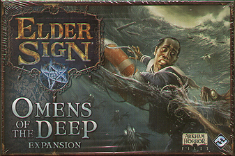 Spirit Games (Est. 1984) - Supplying role playing games (RPG), wargames rules, miniatures and scenery, new and traditional board and card games for the last 20 years sells Elder Sign: Omens of the Deep