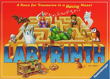 Spirit Games (Est. 1984) - Supplying role playing games (RPG), wargames rules, miniatures and scenery, new and traditional board and card games for the last 20 years sells Labyrinth