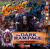 Spirit Games (Est. 1984) - Supplying role playing games (RPG), wargames rules, miniatures and scenery, new and traditional board and card games for the last 20 years sells Kharnage: The Dark Rampage