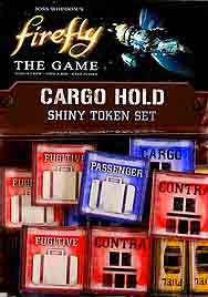 Spirit Games (Est. 1984) - Supplying role playing games (RPG), wargames rules, miniatures and scenery, new and traditional board and card games for the last 20 years sells Firefly: Cargo Hold Shiny Token Set