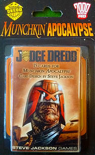 Spirit Games (Est. 1984) - Supplying role playing games (RPG), wargames rules, miniatures and scenery, new and traditional board and card games for the last 20 years sells Munchkin Apocalypse Judge Dredd