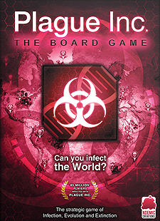 Spirit Games (Est. 1984) - Supplying role playing games (RPG), wargames rules, miniatures and scenery, new and traditional board and card games for the last 20 years sells Plague Inc. The Board Game