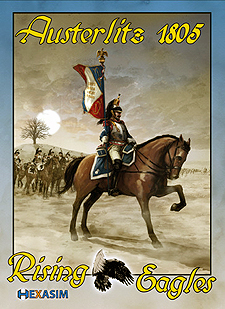 Spirit Games (Est. 1984) - Supplying role playing games (RPG), wargames rules, miniatures and scenery, new and traditional board and card games for the last 20 years sells Austerlitz 1805: Rising Eagles