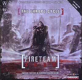 Spirit Games (Est. 1984) - Supplying role playing games (RPG), wargames rules, miniatures and scenery, new and traditional board and card games for the last 20 years sells Fireteam Zero: The Europe Cycle