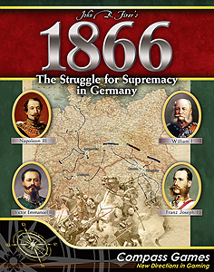Spirit Games (Est. 1984) - Supplying role playing games (RPG), wargames rules, miniatures and scenery, new and traditional board and card games for the last 20 years sells 1866: The Struggle for Supremacy in Germany