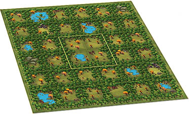 Spirit Games (Est. 1984) - Supplying role playing games (RPG), wargames rules, miniatures and scenery, new and traditional board and card games for the last 20 years sells Dwar7s Fall (Dwarves Fall): Play Mat