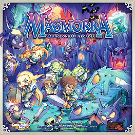 Spirit Games (Est. 1984) - Supplying role playing games (RPG), wargames rules, miniatures and scenery, new and traditional board and card games for the last 20 years sells Masmorra: Dungeons of Arcadia