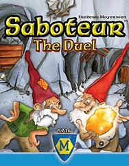 Spirit Games (Est. 1984) - Supplying role playing games (RPG), wargames rules, miniatures and scenery, new and traditional board and card games for the last 20 years sells Saboteur: The Duel