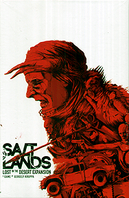 Spirit Games (Est. 1984) - Supplying role playing games (RPG), wargames rules, miniatures and scenery, new and traditional board and card games for the last 20 years sells Saltlands: Lost in the Desert Expansion