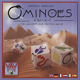 Spirit Games (Est. 1984) - Supplying role playing games (RPG), wargames rules, miniatures and scenery, new and traditional board and card games for the last 20 years sells Ominoes