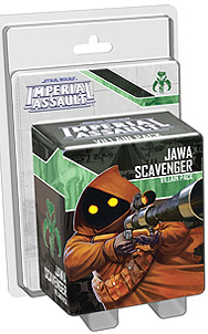 Spirit Games (Est. 1984) - Supplying role playing games (RPG), wargames rules, miniatures and scenery, new and traditional board and card games for the last 20 years sells Star Wars: Imperial Assault - Jawa Scavenger Villain Pack
