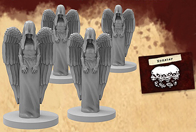 Spirit Games (Est. 1984) - Supplying role playing games (RPG), wargames rules, miniatures and scenery, new and traditional board and card games for the last 20 years sells Lobotomy: Silent Angels (Guardian)