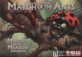 Spirit Games (Est. 1984) - Supplying role playing games (RPG), wargames rules, miniatures and scenery, new and traditional board and card games for the last 20 years sells March of the Ants: Minions of the Meadow Expansion