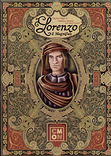 Spirit Games (Est. 1984) - Supplying role playing games (RPG), wargames rules, miniatures and scenery, new and traditional board and card games for the last 20 years sells Lorenzo il Magnifico