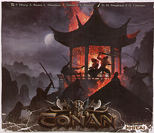 Spirit Games (Est. 1984) - Supplying role playing games (RPG), wargames rules, miniatures and scenery, new and traditional board and card games for the last 20 years sells Conan: Khitai