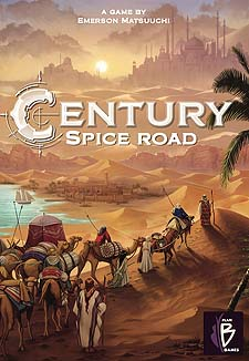 Spirit Games (Est. 1984) - Supplying role playing games (RPG), wargames rules, miniatures and scenery, new and traditional board and card games for the last 20 years sells Century: Spice Road