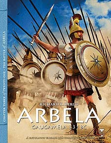 Spirit Games (Est. 1984) - Supplying role playing games (RPG), wargames rules, miniatures and scenery, new and traditional board and card games for the last 20 years sells Arbela: Gaugamela, 331 BC