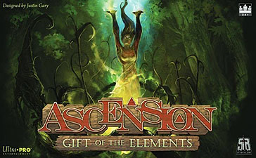 Spirit Games (Est. 1984) - Supplying role playing games (RPG), wargames rules, miniatures and scenery, new and traditional board and card games for the last 20 years sells Ascension: Gift of the Elements
