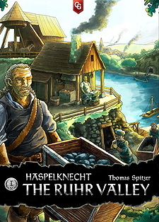 Spirit Games (Est. 1984) - Supplying role playing games (RPG), wargames rules, miniatures and scenery, new and traditional board and card games for the last 20 years sells Haspelknecht: The Ruhr Valley