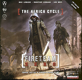 Spirit Games (Est. 1984) - Supplying role playing games (RPG), wargames rules, miniatures and scenery, new and traditional board and card games for the last 20 years sells Fireteam Zero: The Africa Cycle